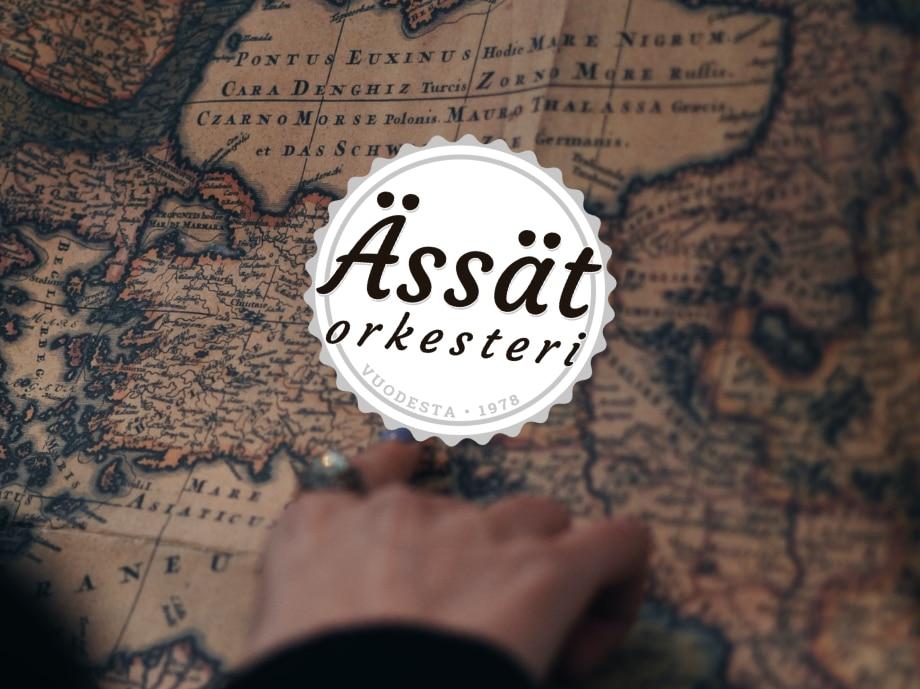 Ässät-orkesteri aarrekartalla